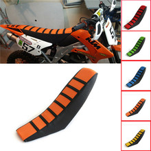 Motorcycle Seat Cover PUC Leather housse de selle motocross Motocross Seat Cover Leather Protection сиденье для мотоцикла asient