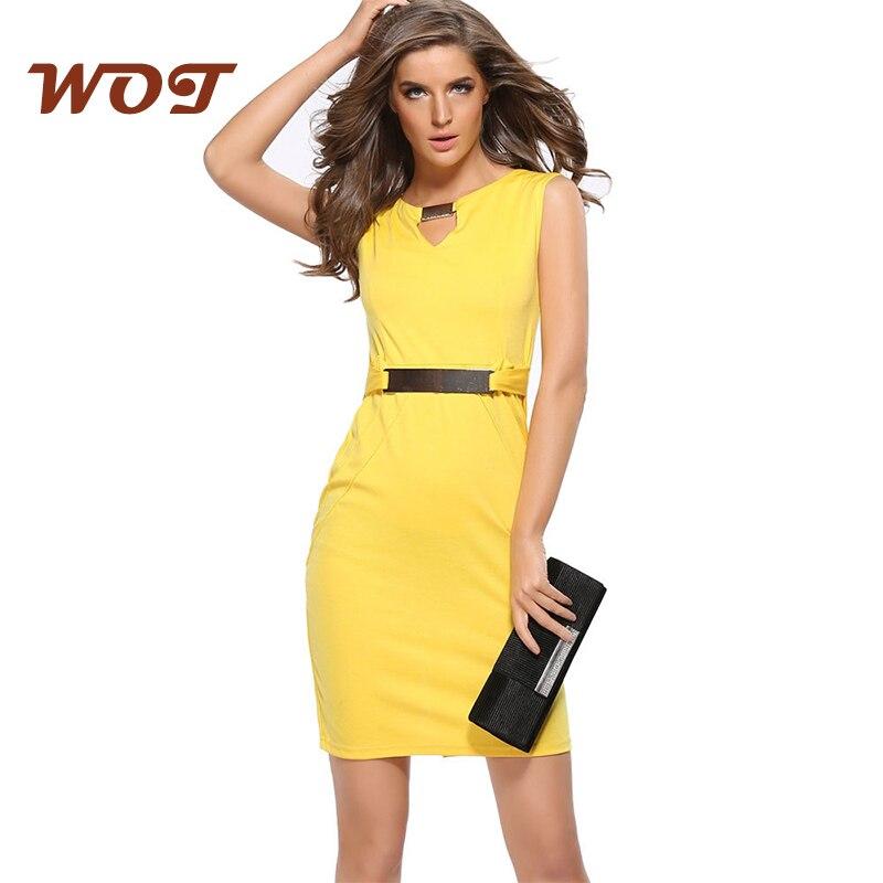 Лидер продаж, женское платье без рукавов, лето 2021, элегантная юбка-карандаш