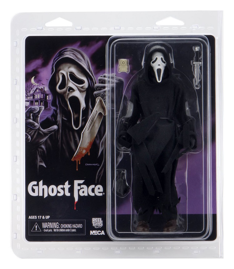 NECA US Film Horror Grido Masked Killer Action Figure Modello