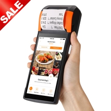 Rfid-Card Sunmi V2 Reader Pos-Terminal Touch-Screen Android All-In-One Cash-Register