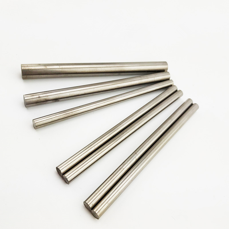 1mm 2mm 3mm 4mm 6mm 8mm 10mm 12mm HRC55 HRC50 Tungsten Carbide Rod HRC45 High Wear Resistance Cylindrical Rod