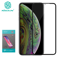 Nillkin Full Cover Glass For iPhone 11 Pro Max CP+ PRO Tempered Glass film for iPhone 11 Pro Anti Scratch screen protector|Phone Screen Protectors| |  -