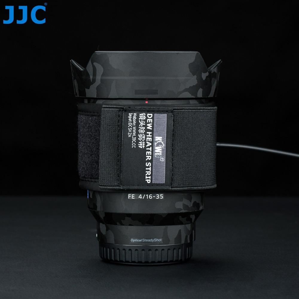 Linssinlämmittimen iltakasteenpoistaja USB-lämmitin Nikon Canon - Kamera ja valokuva - Valokuva 3