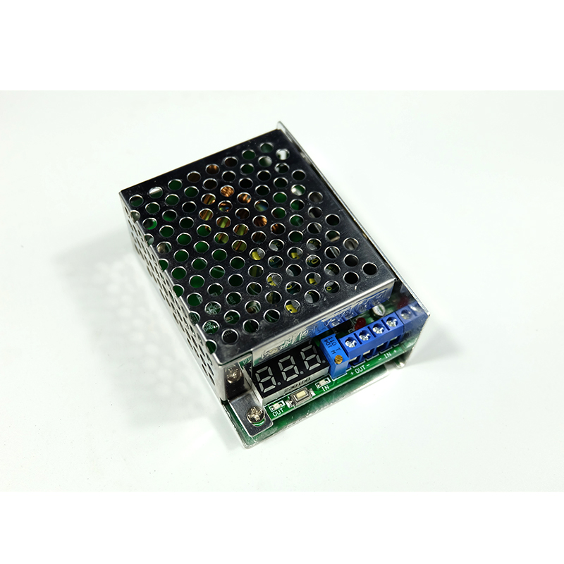 3.5-30V 3V 3.3V 5V 12V 24V Voltage Regulator 300W 10A DC to DC Step Down Power Supply Converter LED display Voltage Meter Module image