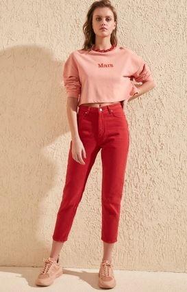 Ligentleman Trendyol High Bel Mom Jeans