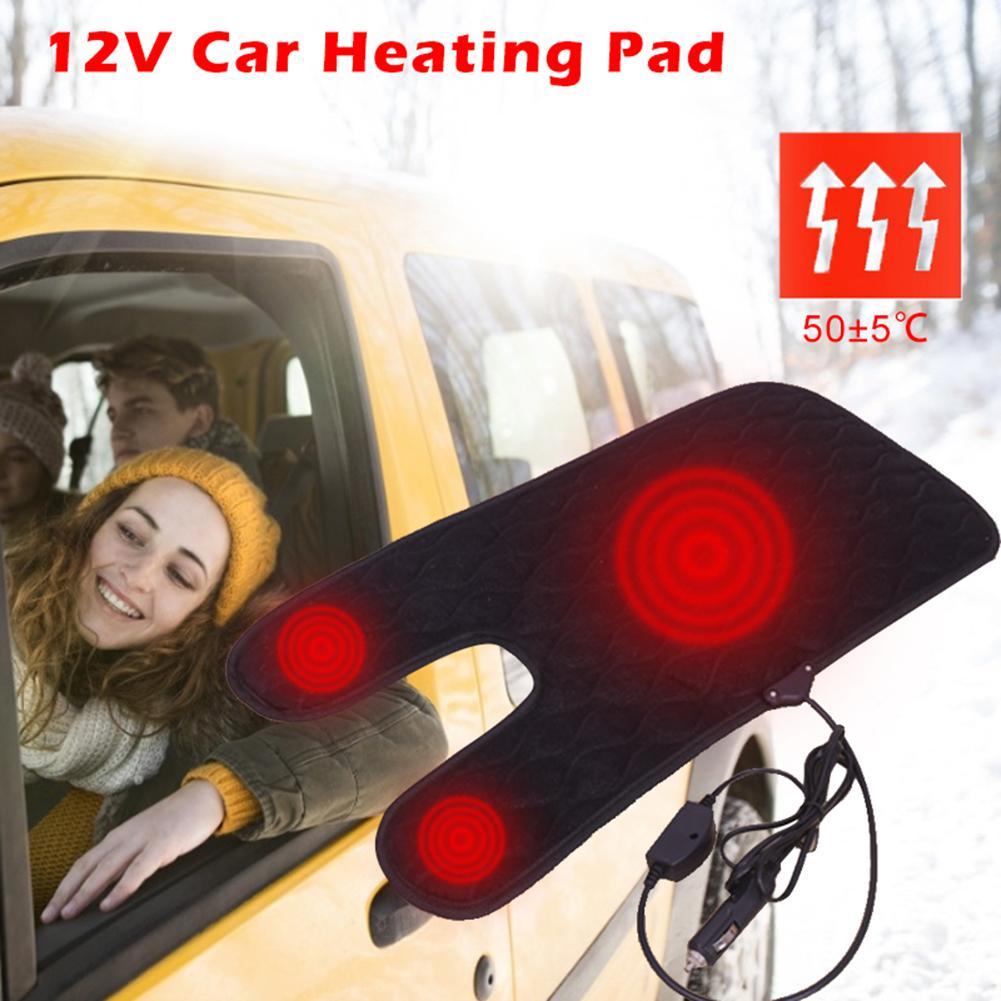 12V Auto Heizung Sitzkissen Abdeckung Sitz, Heizung Wärmer, winter Einzigen Sitz Elektrische Heizung Sitz Matte Für Kind