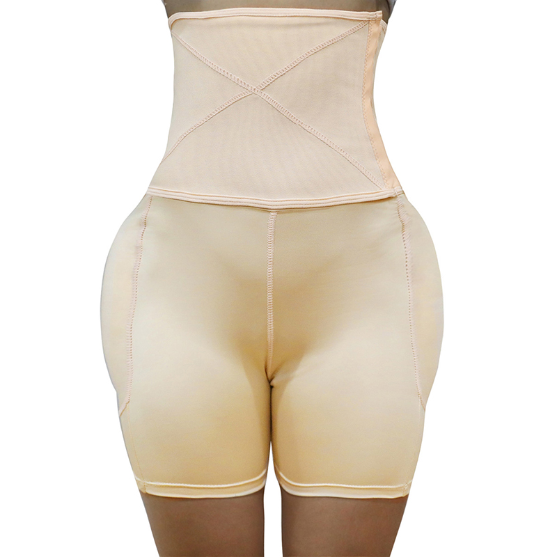 Image 5 - Shaper Butt Lifter Hip Enhancer Hip Pad Padded High Waist Tummy Control Panties Invisible Briefs Fake Ass Buttock Slimming Thigh-in Control Panties from Underwear & Sleepwears