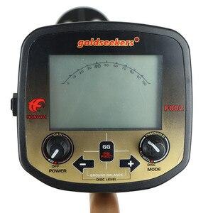 Image 2 - 전문 코일 탐지기 F2 골드 보물 사냥꾼 금속 탐지기 판매 MT 705 업데이트 된 모델 빅 디스크 골드 파인더