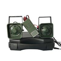 Caça chamariz bk1518b 2*50 w 150db eletrônica caça pássaro chamador soa jogador caça chamariz 200 pássaro voz chamador|Chamariz da caça| |  -