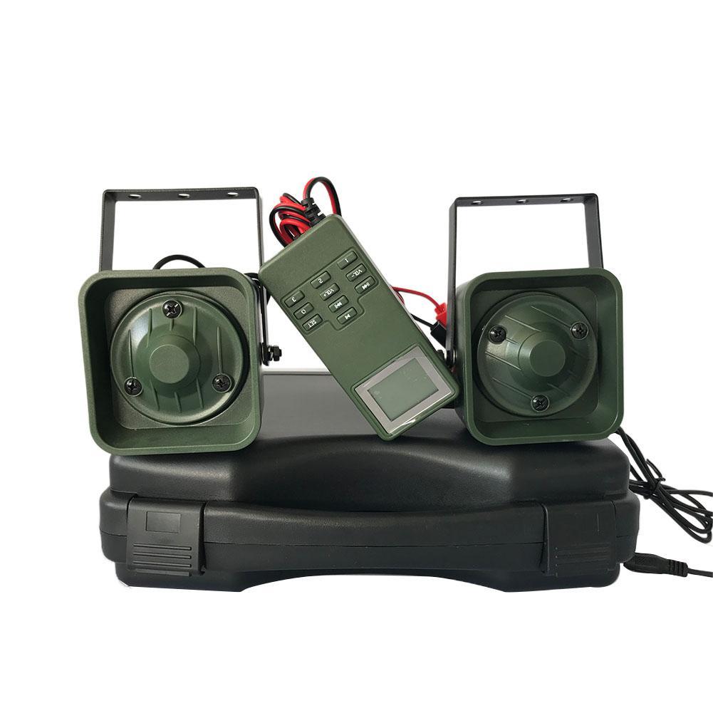 Hunting Decoy BK1518B 2*50W 150dB Electronics Hunting Bird Caller Sounds Player Hunting Decoy 200 Bird Voice Caller