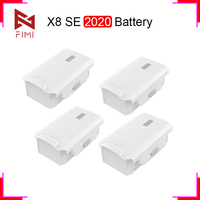 4Pcs Original FIMI x8 SE 2020 Batteries Replacement Battery RC Drone Accessories Available for FIMI x8 SE 2020 Wholesales