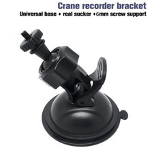 Accessories Dash Cam Holder 360 Degree Rotation Truck Stand Suction Cup Car Mounted For DVR Recorder Bracket Video Universal(China)