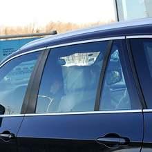 Авто b pijlers литья отделка Стайлинг наклейки для bmw 3 5 серии