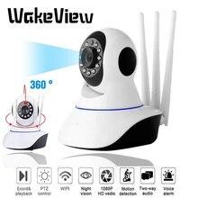 Wakeview 1080p 20mp домашняя ip камера безопасности двухсторонняя