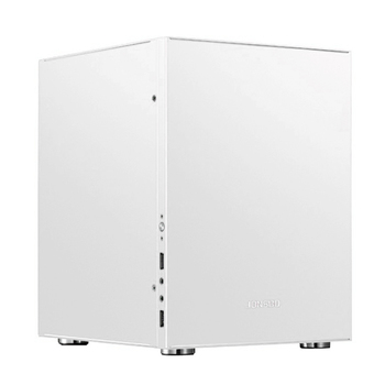 Jonsbo C2 Black C2BK, HTPC ITX Mini computer case in aluminum, support 3.5'' HDD, USB3.0, Home theater computer, Others C3 V4 1