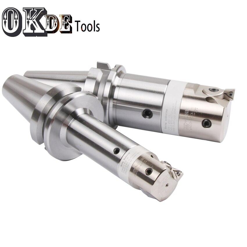 Купить с кэшбэком High precision CBH20-36 +3pcs insert holder boring head finish 0.01mm  Grade increase CNC Mill lathe tool machine bar