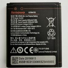 2019 New high capacity 2050mAh BL253 Battery For Lenovo A2010 Bateria A 2010 / B