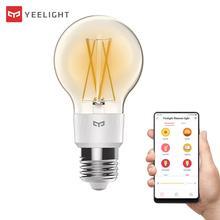 Yeni Yeelight akıllı Edison ampul E27 220V Filament akkor ampul ampuller için Apple Homekit