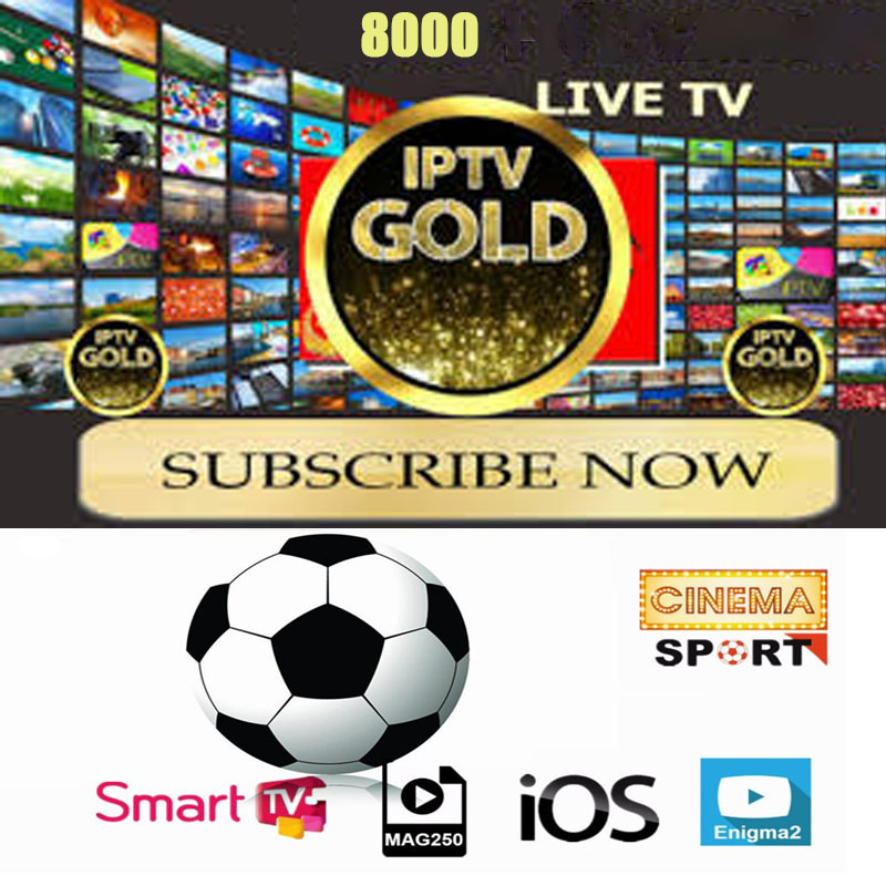 1 Year Spain IPTV M3u Subscription For Spanish Portugal Dutch Sweden Israel Enigma2 Code PC Smart TV Android Phone TV Box