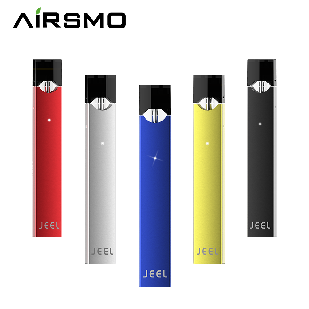 Vape Pen Kit Pod System Original Electronic Cigarette 280mAh Battery 0.7/0.8/1ml Pod For JUUL Vaporizer VS Caliburn Kit