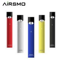 Vape caneta kit pod sistema original cigarro eletrônico 280 mah bateria 0.7/0.8/1ml pod para juul vaporizador vs kit caliburn