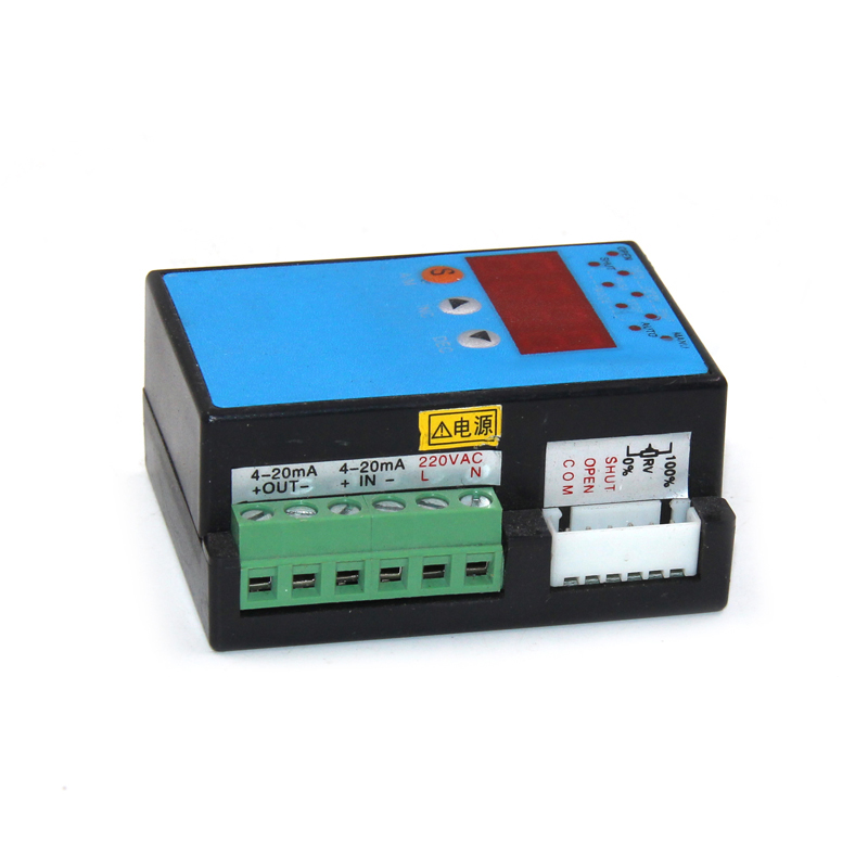 Electric Actuator Control Module Electric Valve ZXQJ-M3-2BBS-4 Actuator Module Valve Positioner
