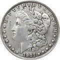 Копия монет доллара США Моргана 1901