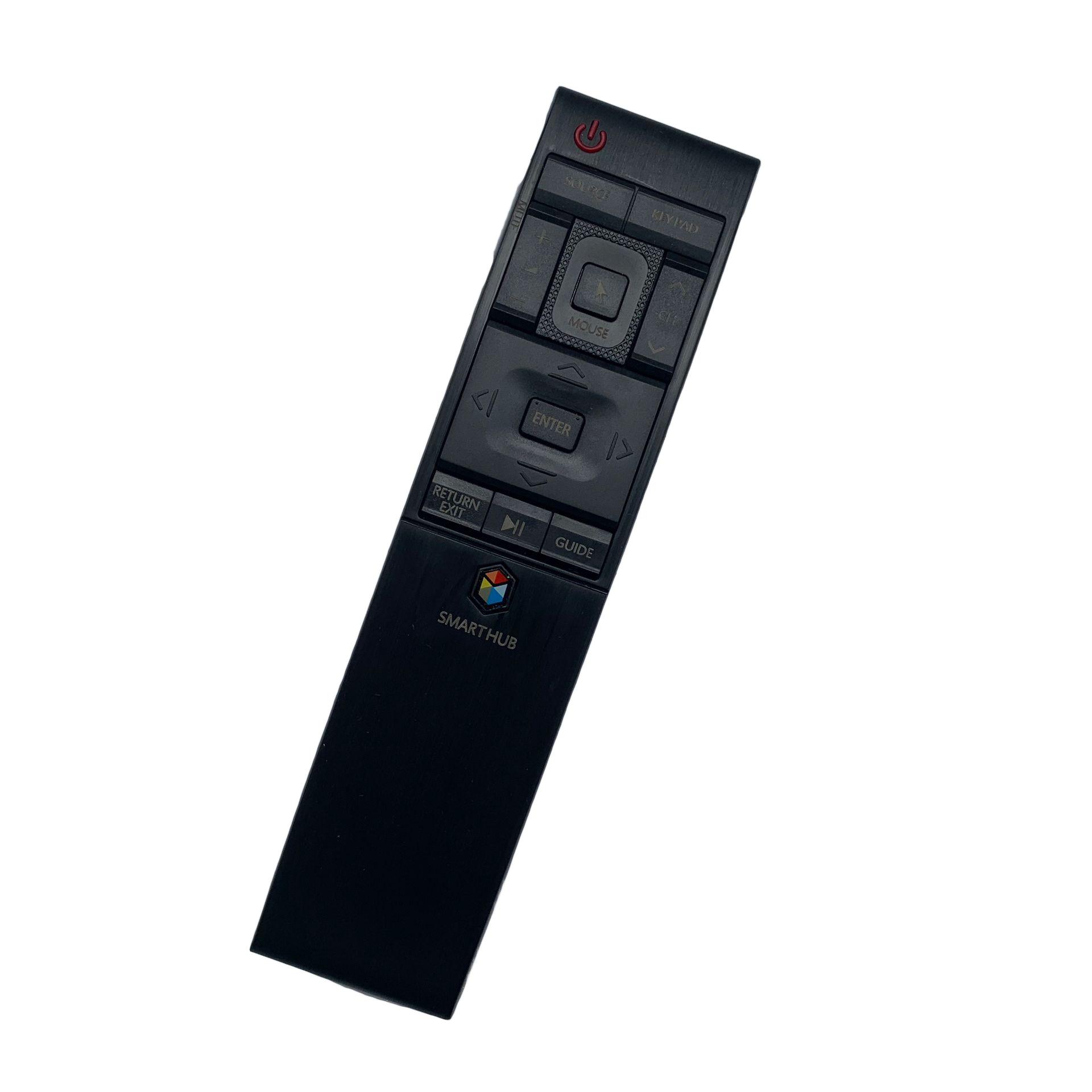 NEW Remote Control Universal For Samsung JU6700, UE32J5500AW, UN48J5500AF/XZA, UN48J5500AFXZA, UN48J550D Smart Hub HDTV TV