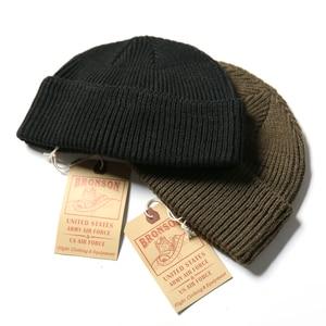 Image 5 - WW2 USAF A 4 หมวกขนสัตว์ 80% WW2 Replica A4 ฤดูหนาวที่อบอุ่นถักหมวก VINTAGE ทหารกลางแจ้งหมวกสเก็ตบอร์ด street Dance