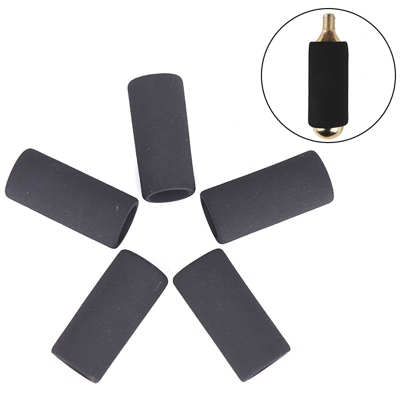 Bicycle CO2 Cartridge Sponge Cover for Inflator Bike Air Inflator Accessorie sa