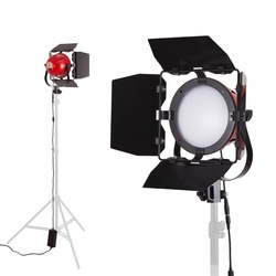 Redhead Light with Brightness Dimmer 65w 220V / 110v 5500K For Filming Studio Continuous Lighting Studio Light Photography