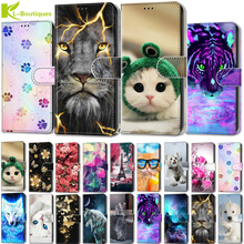 5.7'' For Meizu M8 Case Leather Magnet F