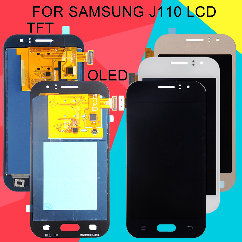 Dinamico J110 Lcd For <font><b>Samsung</b></font> Galaxy J110 Lcd <font><b>J1</b></font> <font><b>Ace</b></font> J110F J111 <font><b>Display</b></font> With Touch Screen Digitizer Assembly Free Shipping image