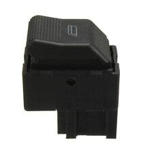 1Pcs Universal Black Electric Window Control Switch For VW Polo Lupo 6N2 Seat Cordoba 6X0959855B