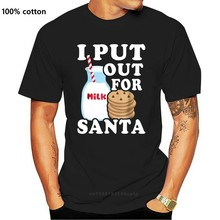 I Put Out For Santa - Inappropriate Christmas Shirts 2019 New Fashion Brand Clothing