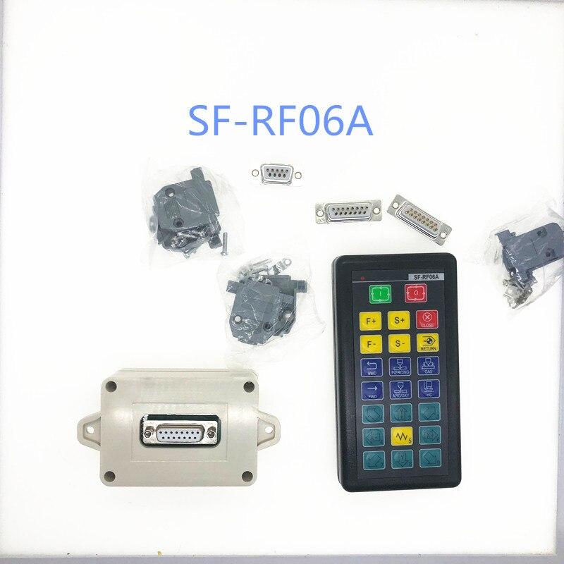 Пульт дистанционного управления для плазменной резки с ЧПУ SF RF06A