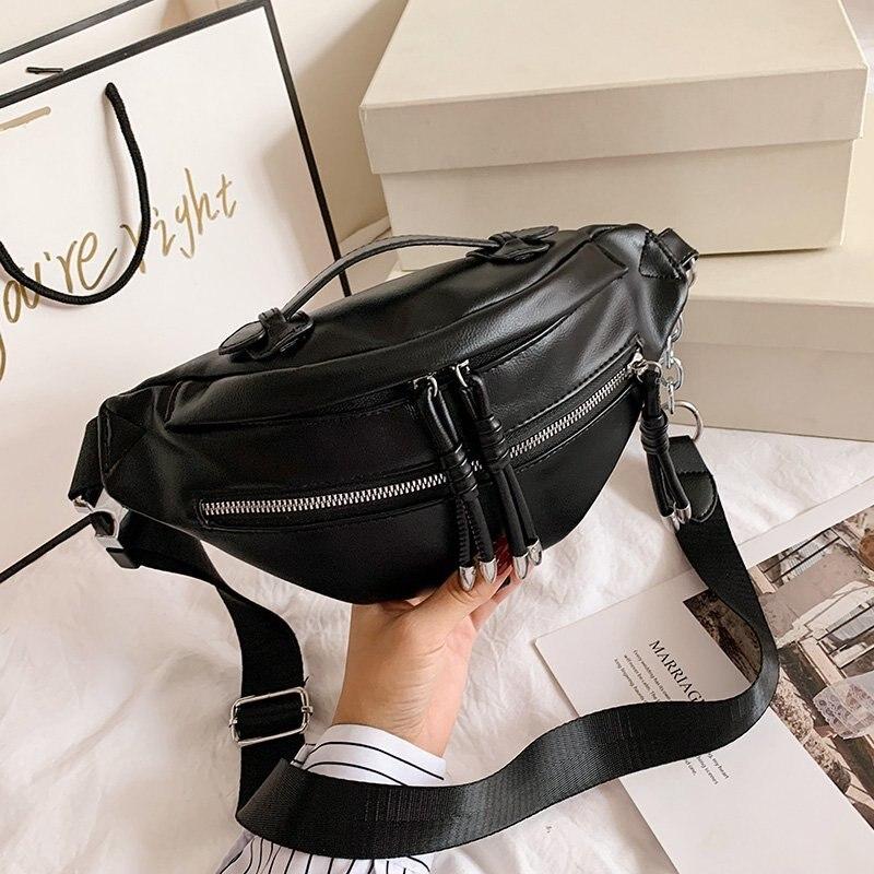 Модные женские сумки через плечо, дизайнерские женские холщовые сумки с ремнем на молнии, нагрудные сумки на плечо, женские кошельки и сумки|Сумки с ручками|   | АлиЭкспресс