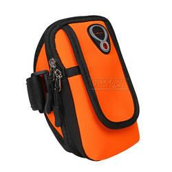 Спорт на открытом воздухе рука сумка Мобильный телефон Armstrap Мужская и женская одежда для фитнеса, спорта наручная Сумка для бега