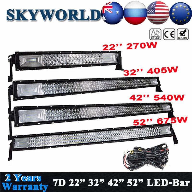 SKYWORLD 3-Row 22