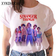 Stranger Things Season 3 T Shirt Men/women Upside Down Eleve