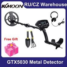 KKMOON GTX5030/MD4030 Underground Metal Detector High Sensitivity Jewelry Treasure Metal Detecting Tool Metal Finder Gold Digger
