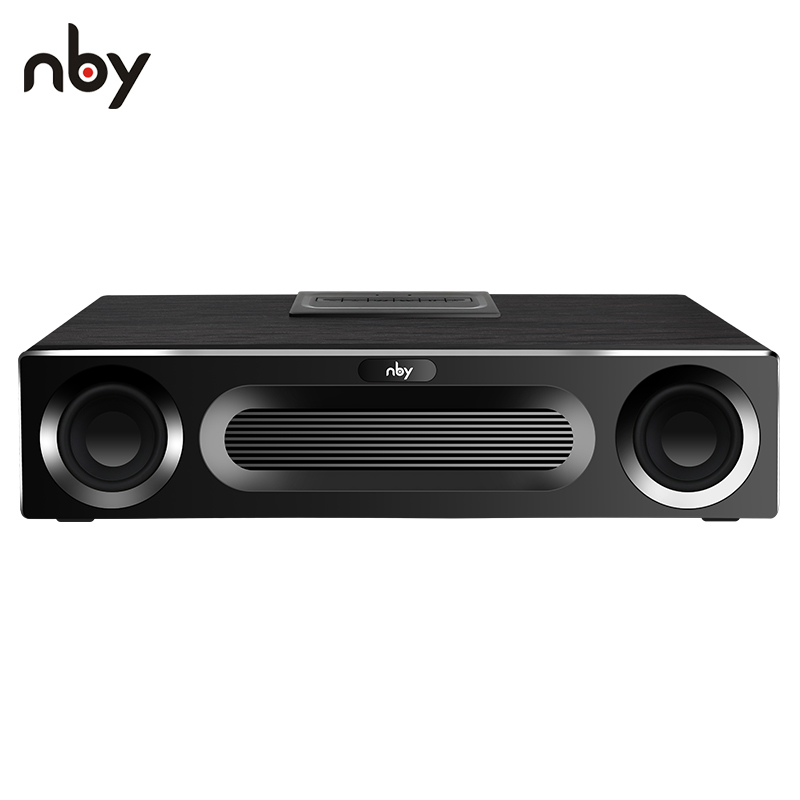 NBY 5590 Portable Bluetooth Speaker 20W System Sound System 3D Stereo Music Surround Subwoofer Wireless Speakers for Computer