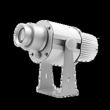 Ip67 ao ar livre eaterproof 15w hd logotipo luz de projeção à prova dwaterproof água totary gobo projetor luz