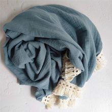 Детское автокресло крышка Стёганое одеяло для детей органический