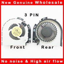 Cooler Cooling-Fan Cpu Laptop Dell for Inspiron 7737/Dfs200005020t/Ffwc/.. Radaitor