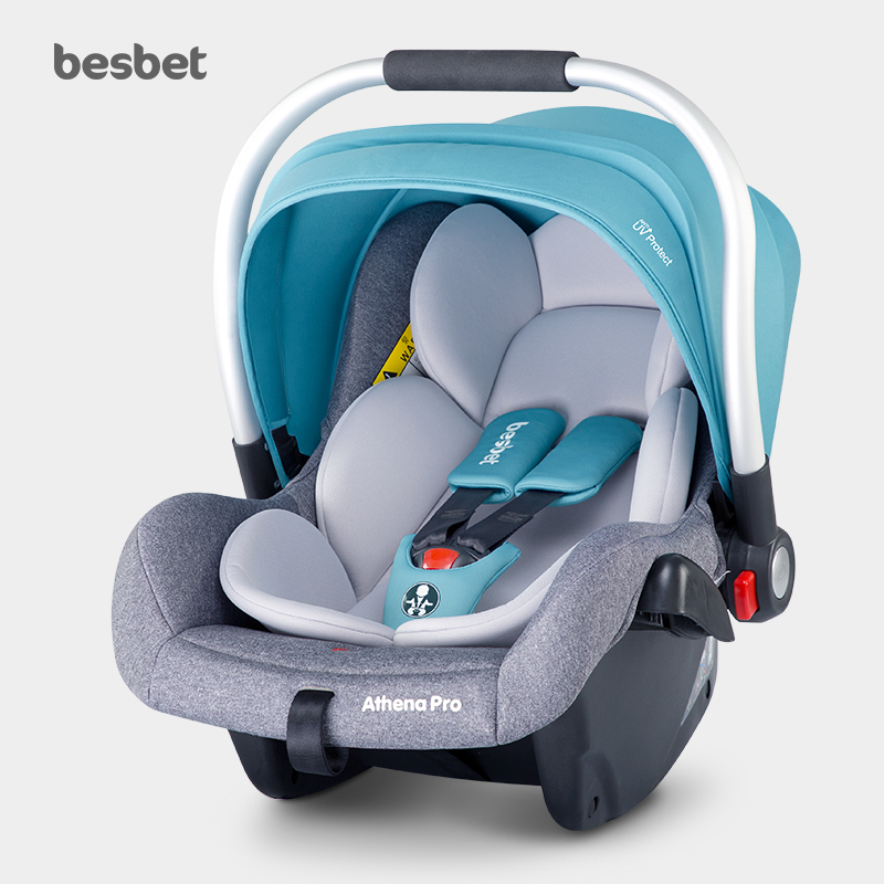Brand Protable Baby Carrier Child Baby Safety Seat Car With Newborn Car Cradle Portable Sleeping Basket