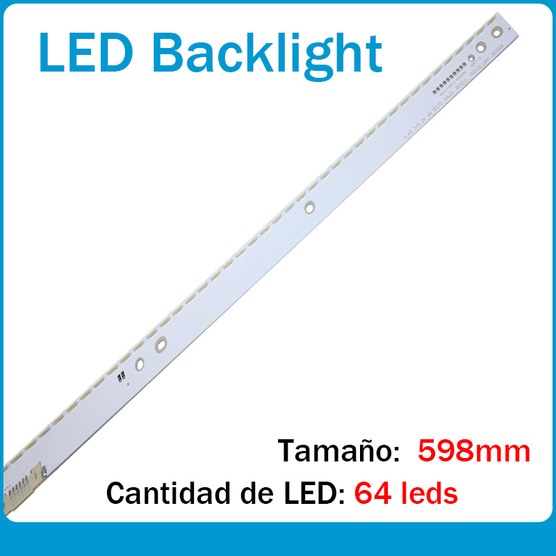 LED Backlight Strip 64 Lamp For Samsung 49