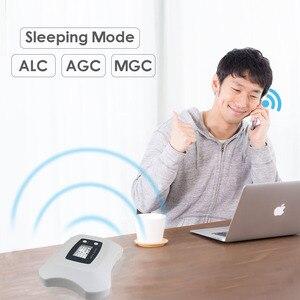 Image 5 - Repetidor de señal de teléfono móvil 850 mhz 3G UMTS, pantalla inteligente, LCD, 850 Mhz, ganancia de 70dB, Amplificador de señal móvil