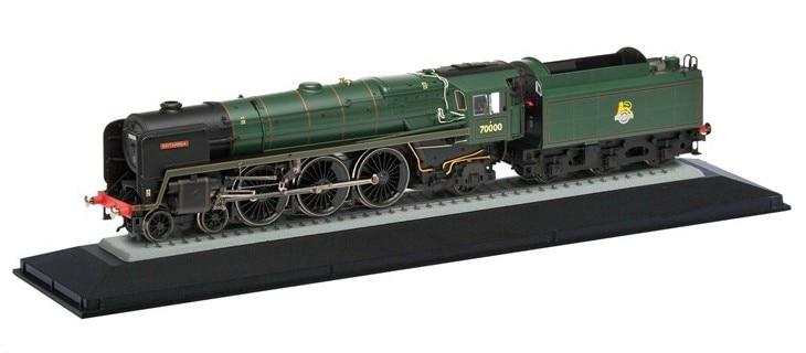 1 / 120 Model   Alloy +plastic  Simulation Toy Train Decoration