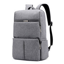 Backpack Mens Casual Breathable Wear Business Computer Bag Travel Student School